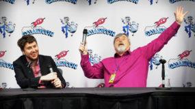 Bob West Q&A Panel at Galaxycon Raleigh